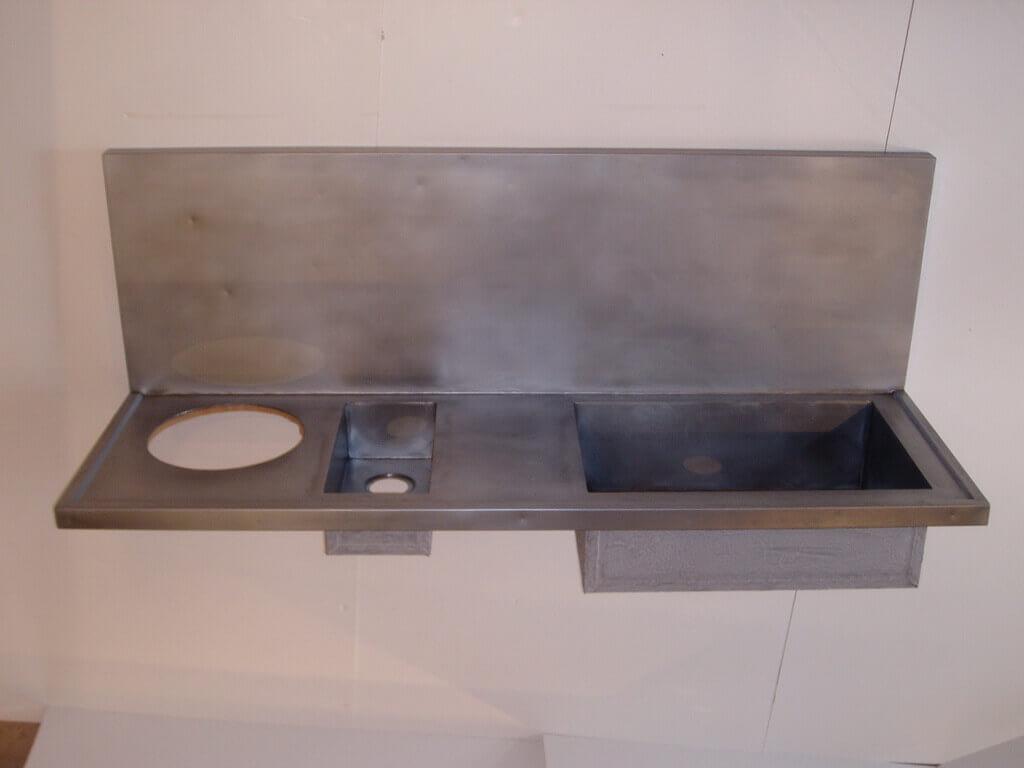 Custom Sink Portfolio  Brooks Custom