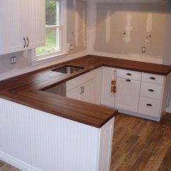 Wood Kitchen Counters Aid Standing Mixer Premium Wide Plank Countertops