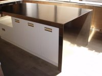Stainless Steel Countertops - Brooks Custom