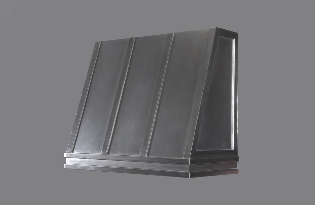 Artisan Cast Stainless Steel Countertops and Hoods
