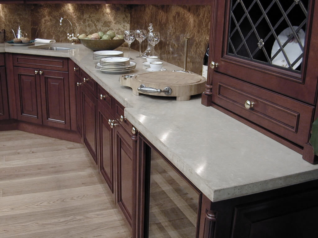 concrete kitchen countertops how much does an outdoor cost verdicrete brooks custom