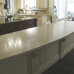 Designing Kitchens Single Bowl Stainless Steel Kitchen Sink Engineered Concrete Products - Brooks Custom