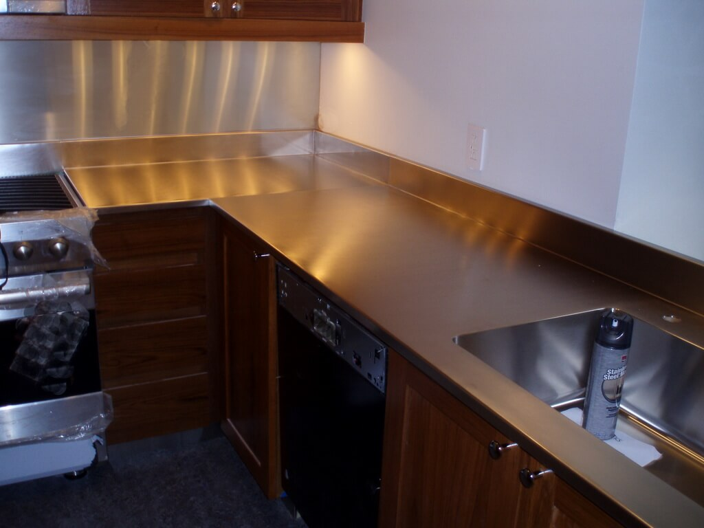 Bronze Counter Tops  Brooks Custom