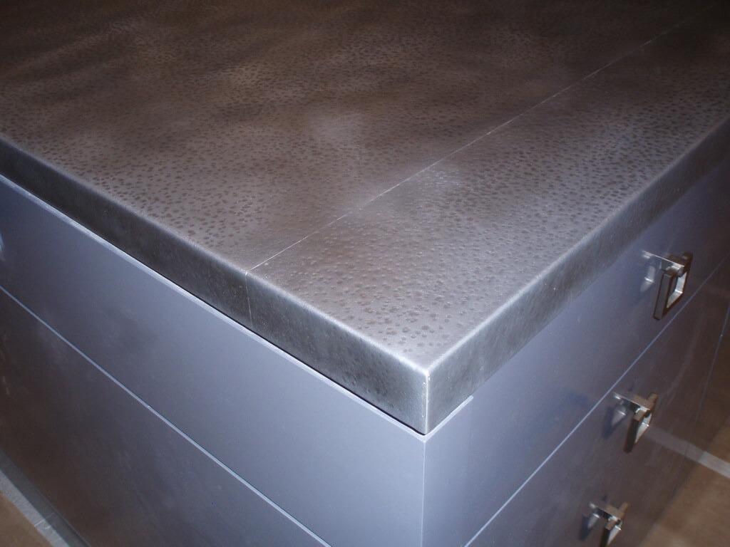 Zinc Care and Maintenance  Brooks Custom