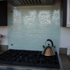 Copper Kitchen Hoods Red Islands Fusion Glass Countertop - Brooks Custom