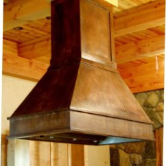 Kitchen Backsplashes Rohl Faucet Copper Countertops, Hoods, Sinks, Ranges, Panels By Brooks ...