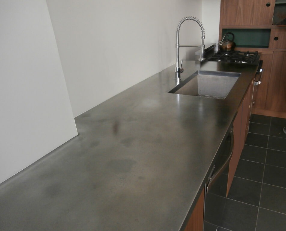 Bistro Collection Metal Countertops  Brooks Custom