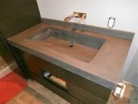 Engineered Concrete Products - Brooks Custom