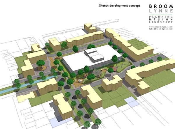 broom lynne planning design landscape