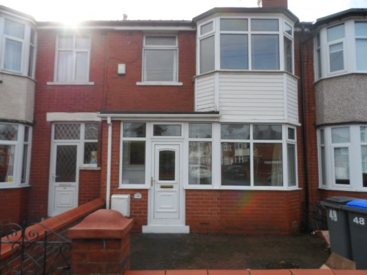 SOUTHBOURNE ROAD, BLACKPOOL, FY3 9SW