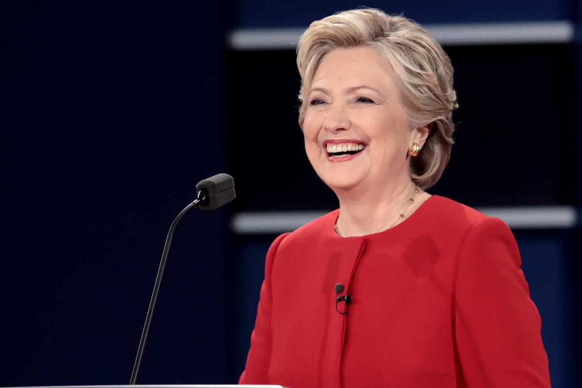 Hillary Clinton Named Most Admired Woman In The World