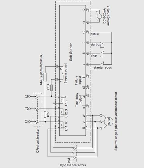 abb soft starter wiring diagram abb image wiring soft starter wiring diagram wiring diagram on abb soft starter wiring diagram