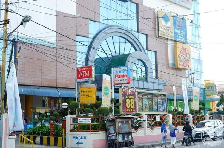 Inilah 11 Mal Plaza Paling Populer Di Pekanbaru