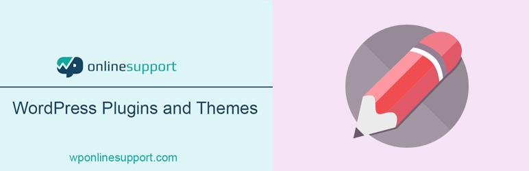 Blog Designer – Post And Widget