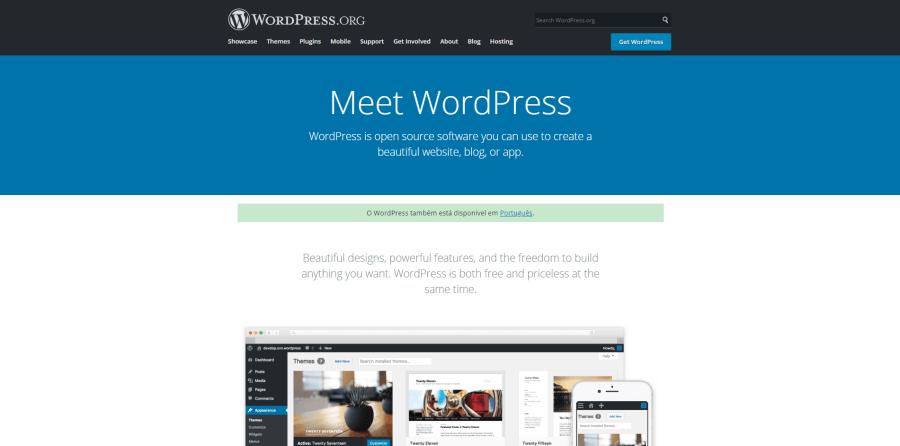 1. WordPress