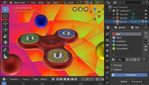 Verge 3D plugin