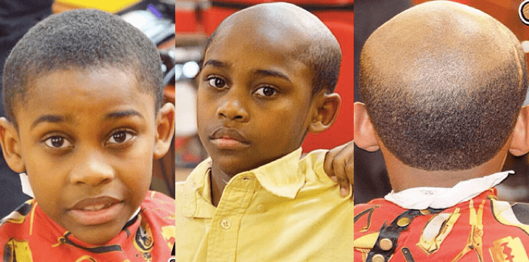 Old Man Haircut Punishment At Atlanta A 1 Kutz Barbershop