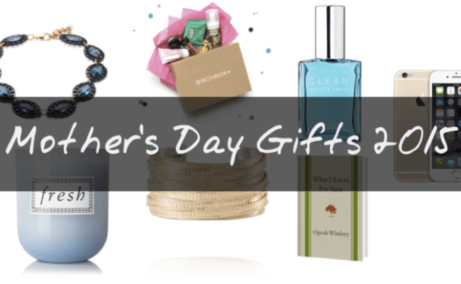 18 Best Mother S Day Gifts 2015 For Mom Wife Top Gift