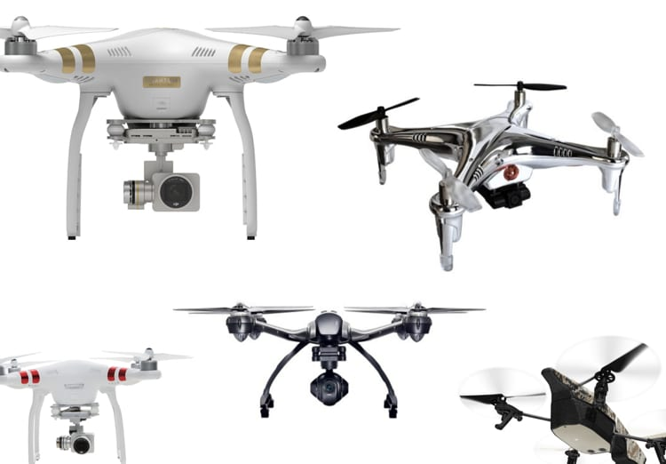 8 Best Drones And Quadcopters 2018 Top Professional