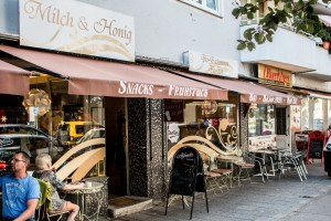 Café Milch & Honig