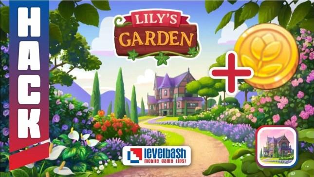 lilys garden hack apk