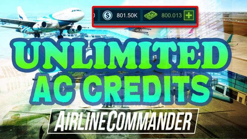 airline commander hack