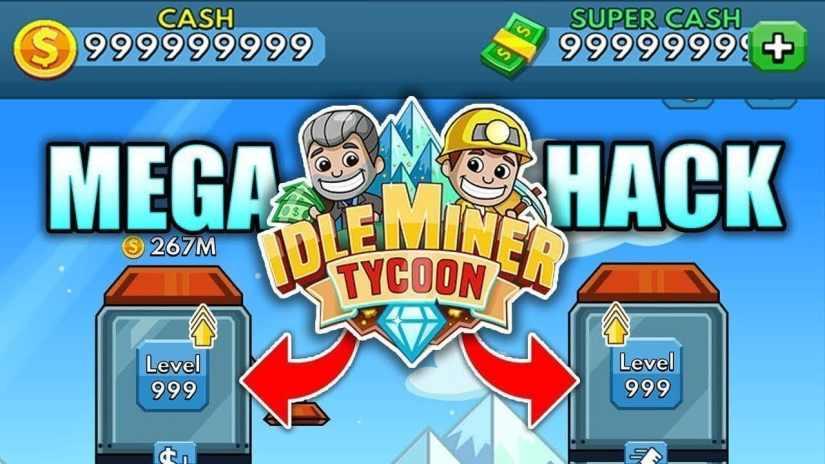 idle miner tycoon hack tool