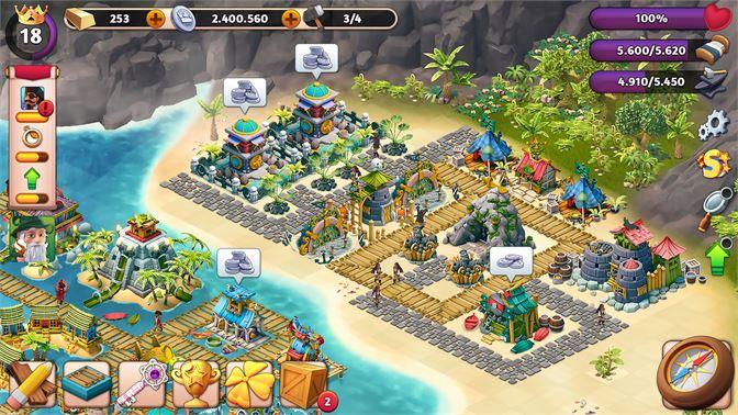 fantasy island cheats