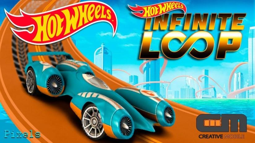 Hot Wheels Infinite Loop hack