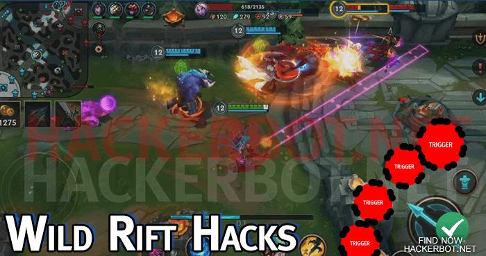 wild rift hack