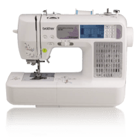 SE400 Programmable Embroidery Machine - Brother