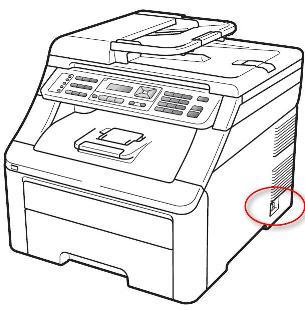 How do I correct light, faint or blurry print on the whole