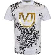 versace jeans white gold