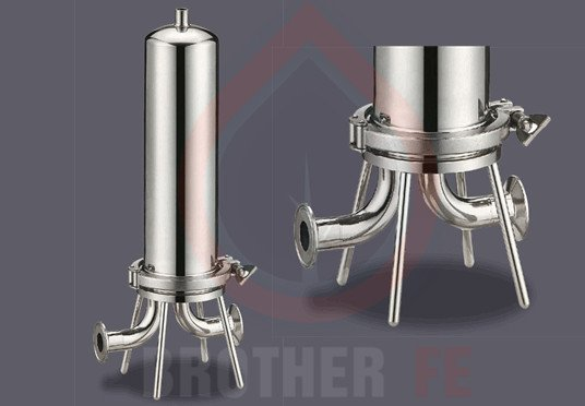 Stainless Steel Filter Housingss Cartridge Filter Housing
