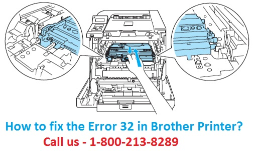 How to fix the Error 32 in Brother Printer?