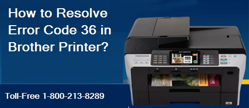How to Resolve Error Code 36 in Brother Printer