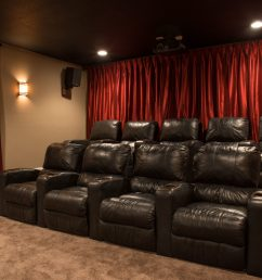 questions you need to answer before design a basement theater [ 3016 x 2013 Pixel ]
