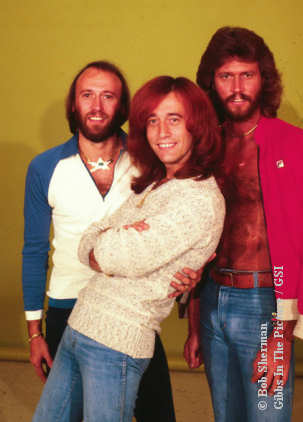 Bee Gees website Gibb Service International Gibbs in the