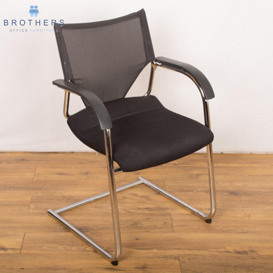 Wilkhahn Mesh Back Meeting Chair