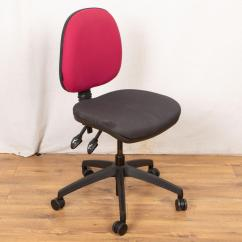 Revolving Chair Second Hand Rust Orange Accent Used Office Chairs Brothers Furniture 2 Lever