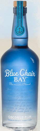 blue chair rum z line executive with mesh fabric coconut broudy s liquors