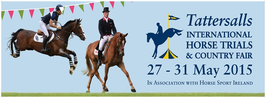 Tattersalls International Horse Trials-We'll See You There!