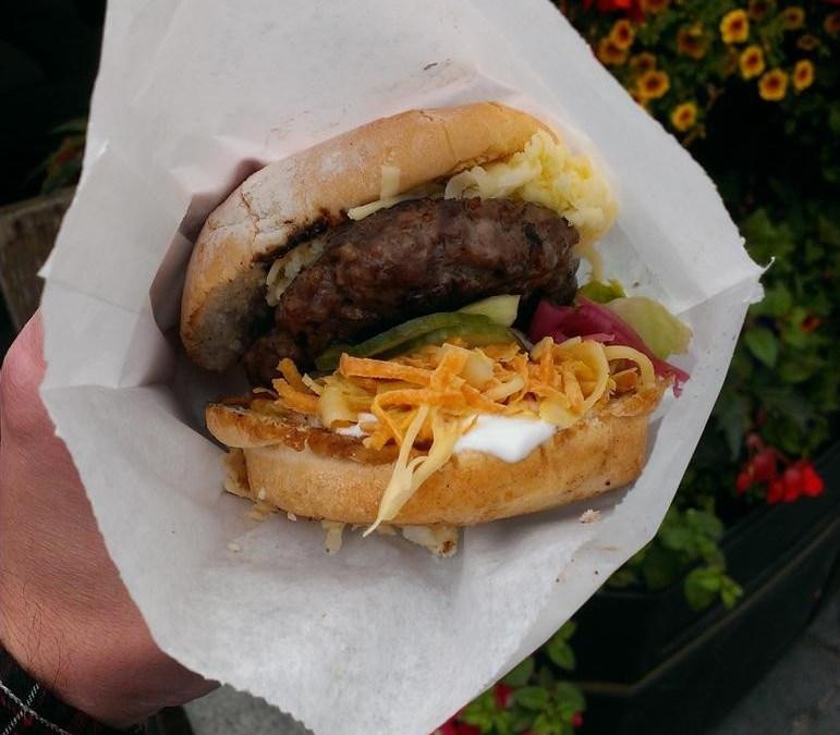 best burger in belfast billy burger broughgammon