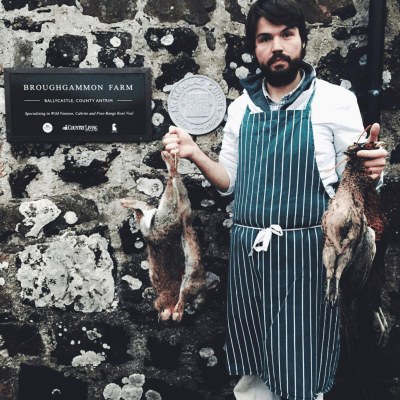 wild food supper club ireland