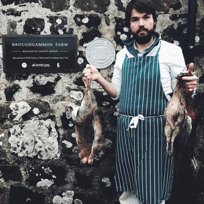 wild food supper club ireland