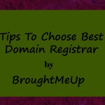 Tips To Choose Best Domain Registrar To Buy A Domain Name