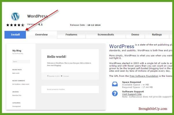 wordpress-hostgator