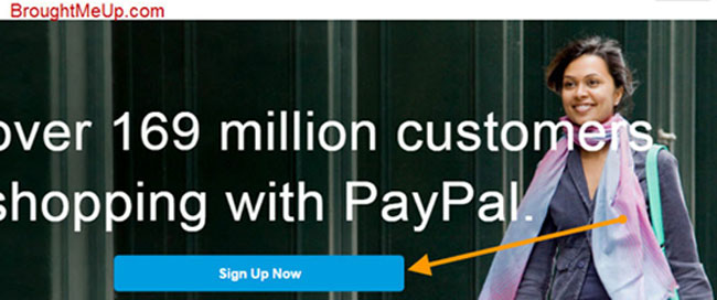 Create and verify paypal account in india