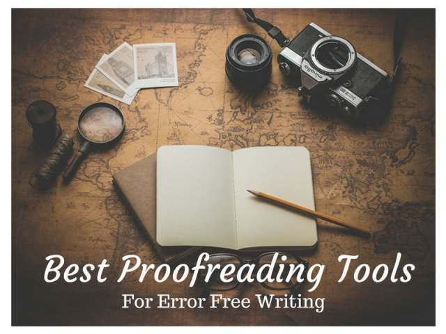 Best Free Online Proofreading Tools