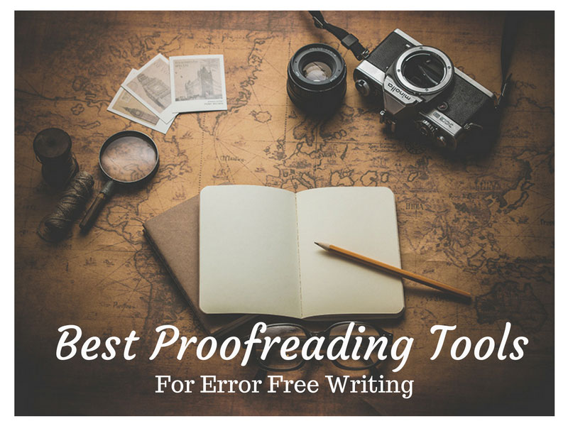 Free online proofreading